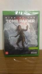 Rise of the Tomb Raider Xbox One Lacrado