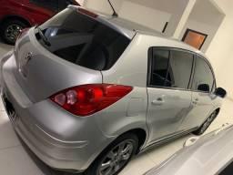 Nissan Tiida S 2008 impecável revisado