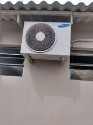 Ar condicionado split excelente estado