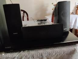 Home theater, vendo ou troco por Tv Smart 32