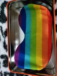 Título do anúncio: Tapa olho arco-íris