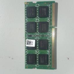 Vendo Memória RAM 8GB 1x8GB Adata DDR3<br><br>