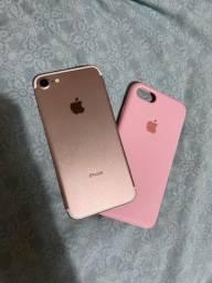 iPhone 7 128GB ( sem marcas de quedas e descuido)