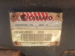 Título do anúncio: Transmissão Carraro 4x4 Retroescavadeira Volvo BL60 p/n 16206725