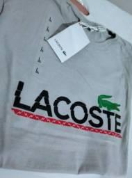 Camiseta masculina Lacoste