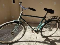 Bicicleta barra forte antiga Toda original
