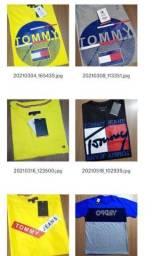 Camisetas,bones e Bermudas masculinas