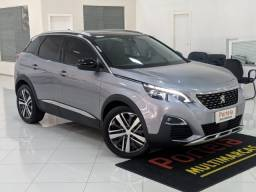 Peugeot 3008 Griffe pack 1.6 at 2019 com 18,000km rodados impecavel