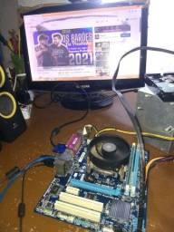 Kit core i5 2400 3.40 ghz apenas 600 reais