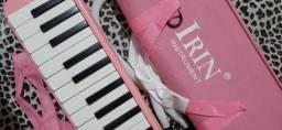 Escaleta rosa (leia a descrição)