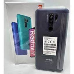 Redmi 9 64GB+ 4 Cinza