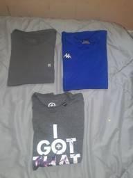 Título do anúncio: Venda de 3 camisetas