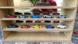 Coleção de carrinhos Hot Wheels (Lamborghinis)