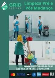 Limpeza Pré e Pós Mudança - Grid Limpeza