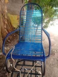 Cadeira de mola