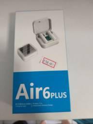 Título do anúncio: Fone bluetooth Air 6 Plus