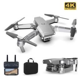 Drone SE68PRO Câmera 4k, modo hold, ponto a ponto, zoom, self Lançamento