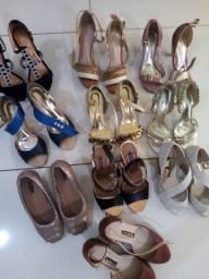 Venda de sandálias