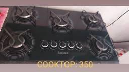 Vense-se: Fogão Cooktop: 350