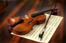 Aprenda a tocar Violino com aulas por WhatsApp