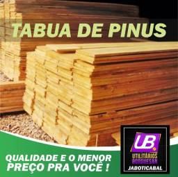 Título do anúncio: PROMOÇÃO TABUA DE PINUS 3 METROS POR 0,10 CM <br>R$8,99 UNIDADE