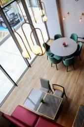 Mesas cadeiras restaurante casa etc