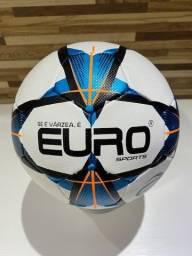 Bolas Euro Sports a Bola da Várzea - A queridinha do Brasil