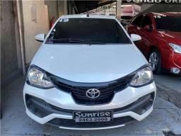 Título do anúncio: Toyota Etios 1.3 2019 só 21.000 km !