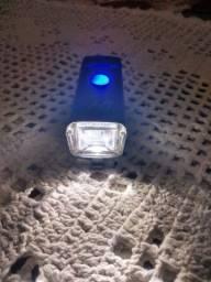 Farol de LED com pisca