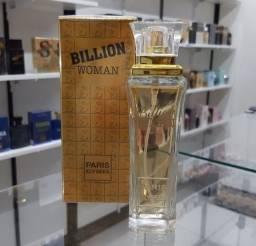 PERFUME BILLION WOMAN - Paris Elysees