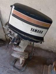 Vendo motor de popa Yamaha 30hp usado