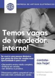 Título do anúncio: Vagas de emprego disponíveis