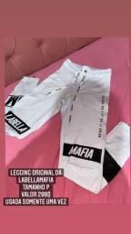 Vendo legging original da labellamafia