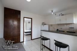 Apartamento Com 1 Suíte Climatizada Sala Cozinha e 1 Vaga