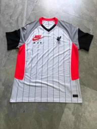 Camisa Liverpool Nike Air Max 20/21 Masculina