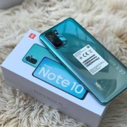 Redmi Note 10 6GB/128GB Duas semanas de uso, sem marcas, na caixa, com nota