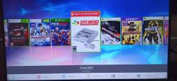Xbox RHG Desbloqueado mais de 500 jogos