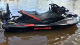 Jet ski (moto aquática) Seadoo GTX Limited 260 ano 2013