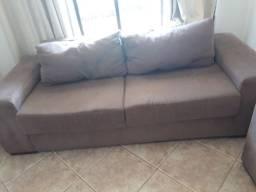 Vendo jogo de sofá 2 e 3 lugares de tecido!