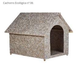 Casinha pet ecológica