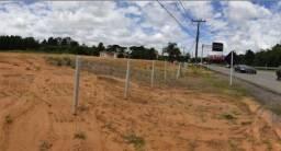Terreno comercial de 13.345m² as margens da BR-280 em Rio Negrinho - SC