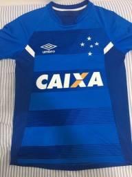 Camisa Cruzeiro 2017 Treino