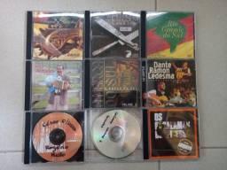Coletânea de CD`s música gauchesca