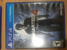 Jogo PS4 Uncharted 4