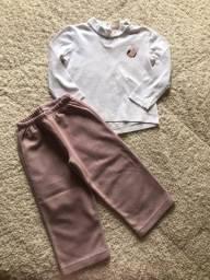 pijama tamanho 2