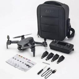 Drone SG907-V2 FLY Pro Dual Câmera Sony 4K 179 Lens, GPS, KIT Standard+ Brinde !