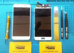 Título do anúncio: Troca de tela de celular - Tela quebrada ? Trincada ? Rachada?
