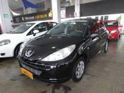 Peugeot 207 XR 1.4 FLEX 8V 5P  Manual - 2012