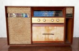 Rádio Valvulado Abc A Voz De Ouro