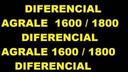 Diferencial Agrale 1600 1800 Eixo Diferencial 1800 1600 Diferencial Traseiro Agrale Eixo